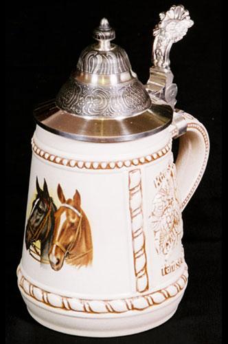 Bělouš - koně