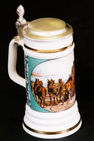 Clasic - pivovarské koně