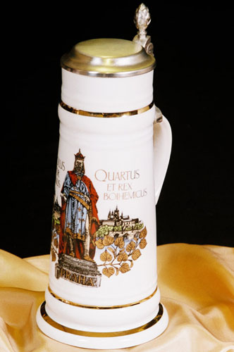 Clasic - dáma Karel IV.