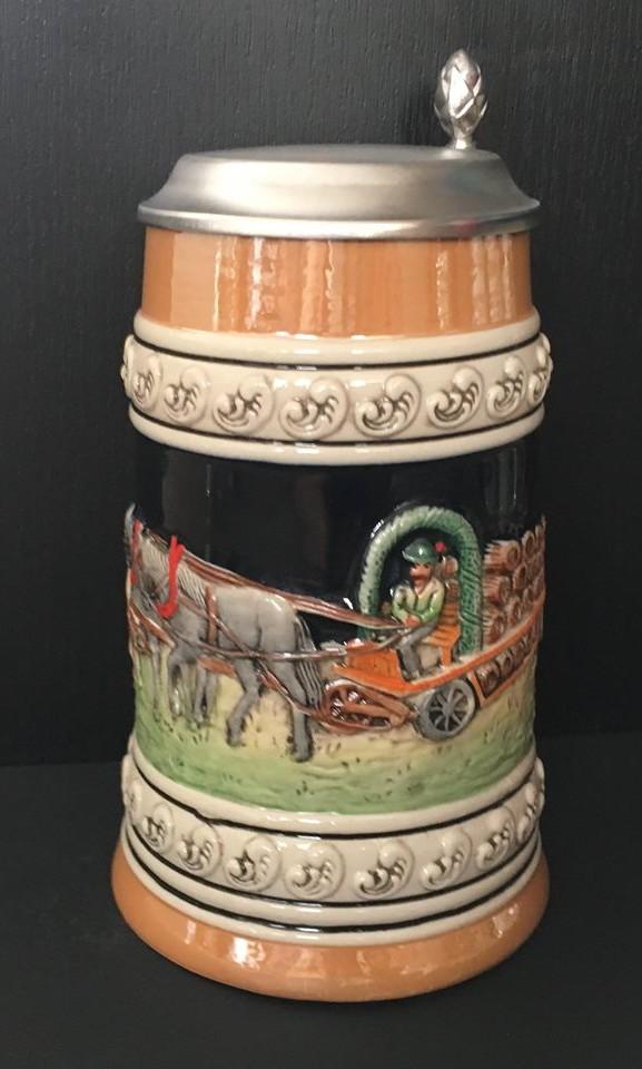 Pivovarské koně - cobalt